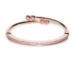 Rose Gold Pave
